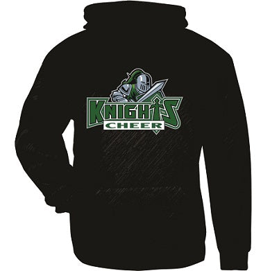 NM Knights Cheer Performance Hoodie