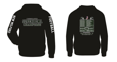 NM Knights Football SB Champs Scoreboard Performance Hoodie- Available in 2 Colors