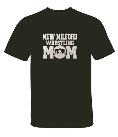 NM Wrestling MOM Tee