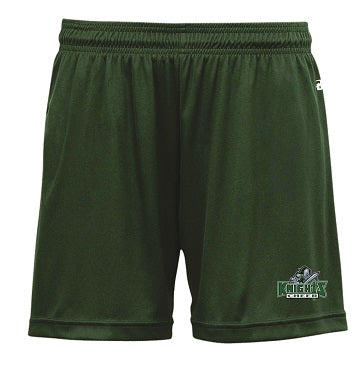 NM Knights Cheer Shorts- Available DARK GREEN or BLACK