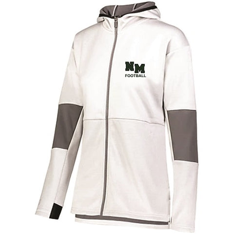NM Knights Football Ladies Full-Zip Softshell Jacket- Available in 2 Colors