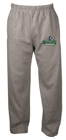 NM Knights Football Pocketed Sweatpants- Available BLACK or GREY