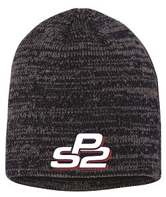 PS2 Heather Knit Beanie