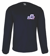 PS2 Baseball Poly Fleece Performance Pullover- NAVY