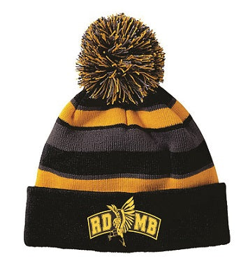 RD Marching Band Pom Beanie
