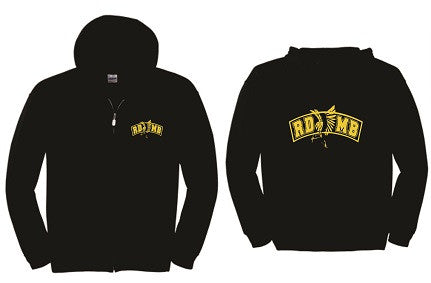 RD Marching Band Zipper Hoodie
