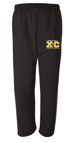 RD Cross Country Open Bottom Sweatpants- Available in 2 Colors