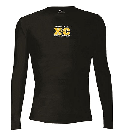 RD Cross Country Longsleeve Compression Tee