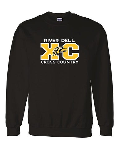 RD Cross Country Crewneck Sweatshirt- Available in 3 Colors