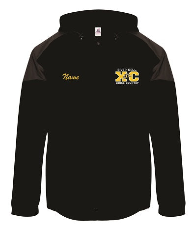 RD Cross Country Full Zip Windbreaker
