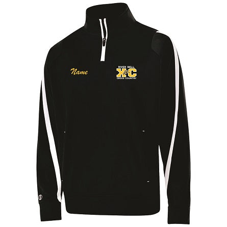 RD Cross Country 1/4 Zip Pullover Jacket