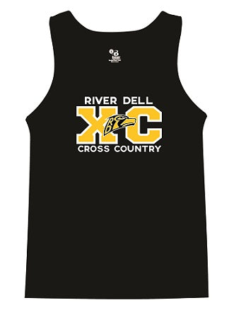 RD Cross Country Performance Tank- Available in 2 Colors