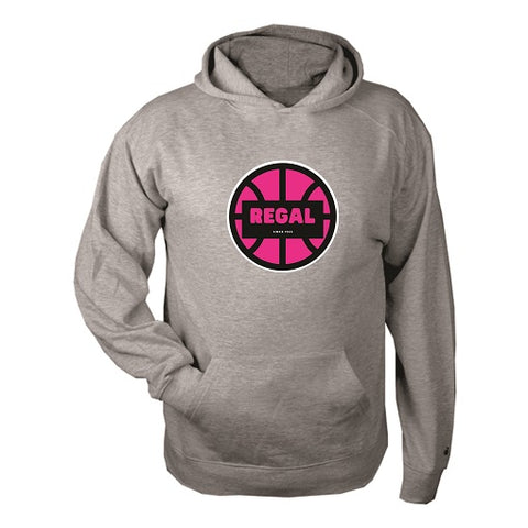 REGAL Basketball Hoodie- Available in 2 Colors
