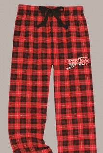 RP Scarlets Softball Flannel Pants