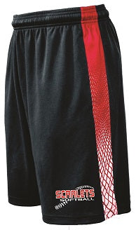 RP Scarlets Softball Meteor Shorts- AVAILABLE IN 2 COLORS