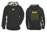 Raildogs Performance Camo Block Hoodie