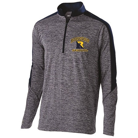 Roosevelt Elementary Electrify 1/4 Zip Pullover