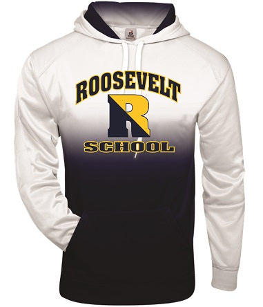 Roosevelt Elementary Two-Tone Performance Hoodie