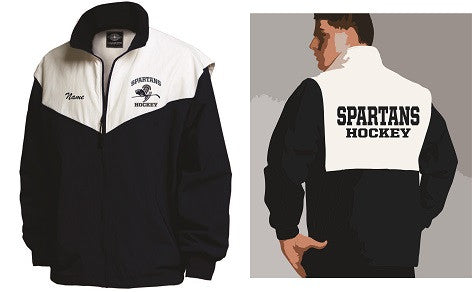 Paramus Hockey Warmup Jacket