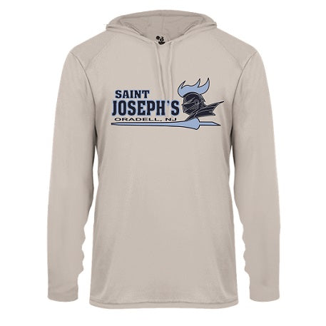 SJS Lightweight Performance Hoodie- Available in 2 Colors