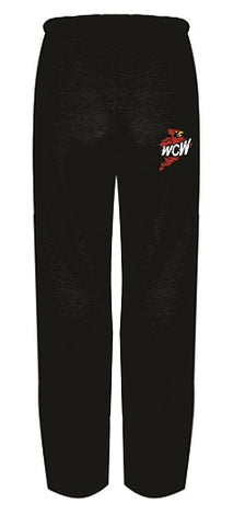 WCW Cotton Blend Pocketed Sweatpants- available in GREY and BLACK