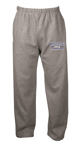 W-R Baseball 2019 League Champs Sweatpants- Available in 2 Colors