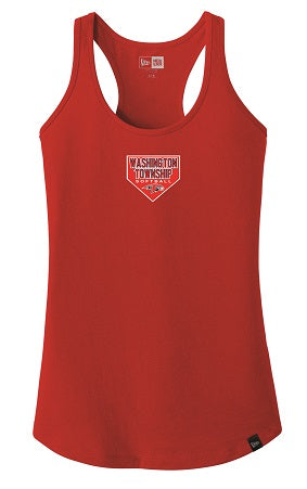 Falcons Softball Racerback Tank- Available in 2 Colors