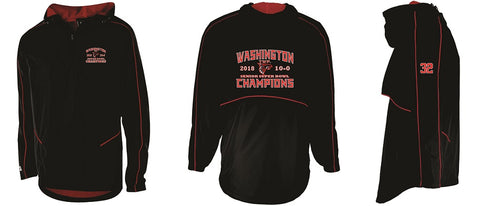 WT Football 2018 SB Champs Jacket