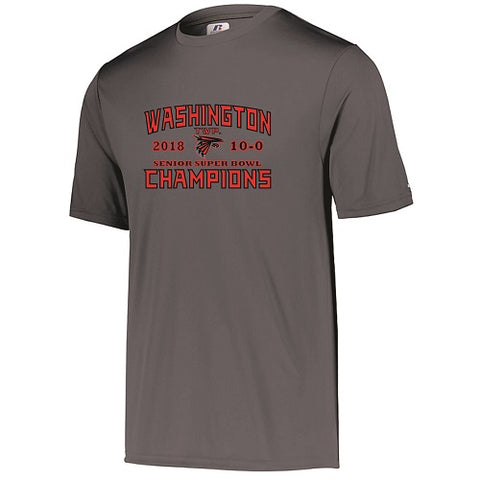 WT Football 2018 SB Champs Performance Tee
