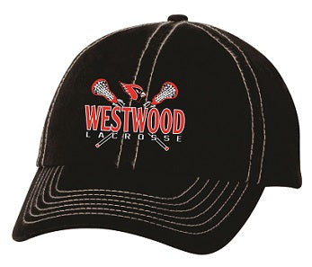 Westwood Lacrosse Cap- AVAILABLE IN 3 COLORS