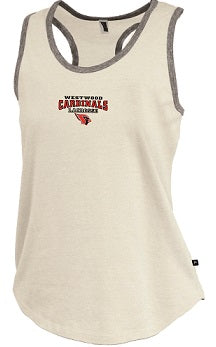 Westwood Girls Lacrosse Racerback Tank- AVAILABLE IN 2 COLORS