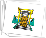 (207005) INDUSTRIAL HYDRAULIC EQUIPMENT (15 illustrations)