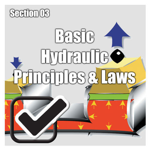 PH Section 03 - Basic Hydraulic Principles & Laws - Challenge Test