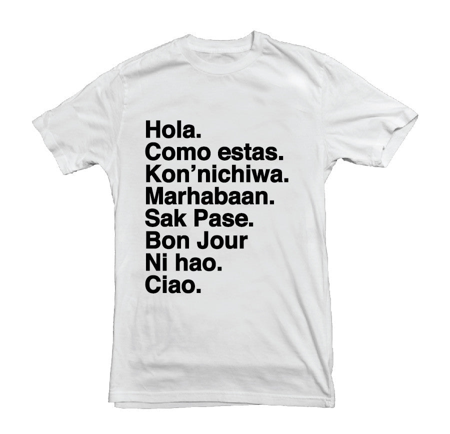Kent Jones Lyrics Tee
