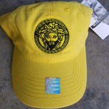 Original Logo Club Dads Hat - Yellow
