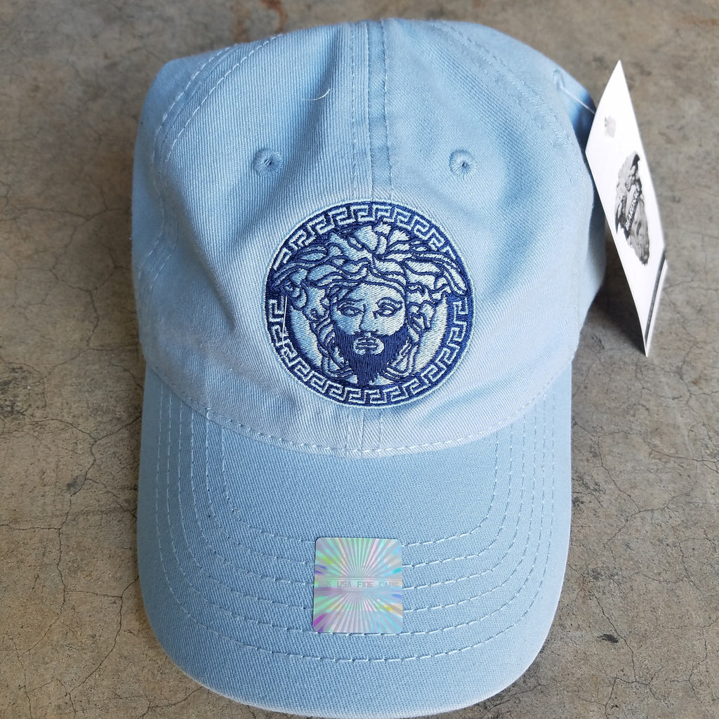 Original Logo Club Dads Hat - Powder Blue