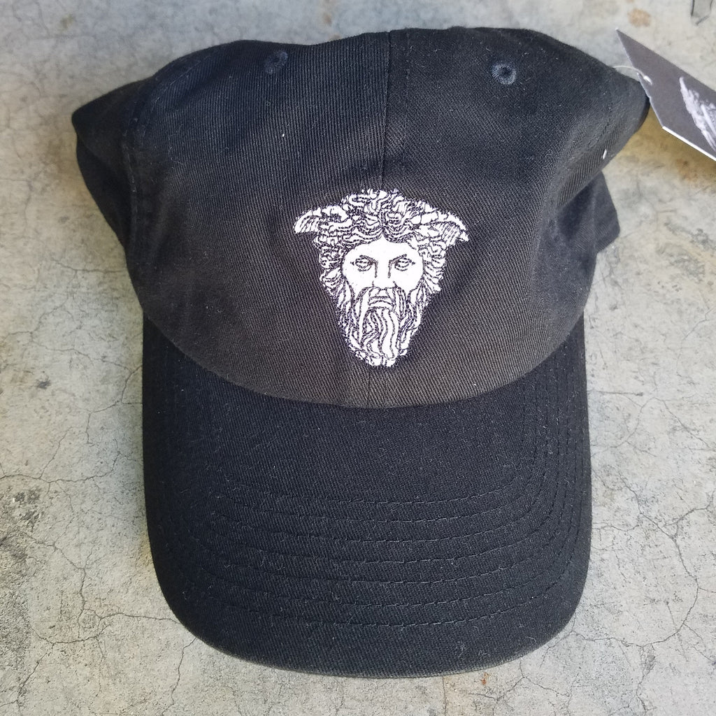 Beard King Dad Hat - Black