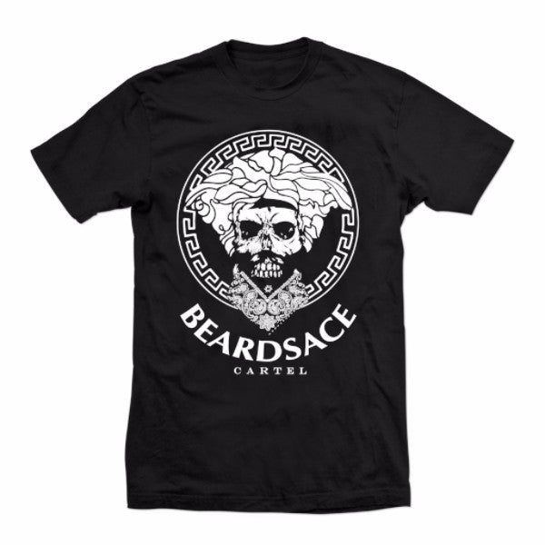 Original Skull Tee - BLK/RED