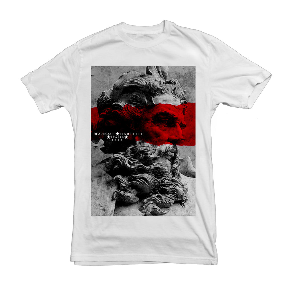 Winds of Time Tee - BLK/WHT