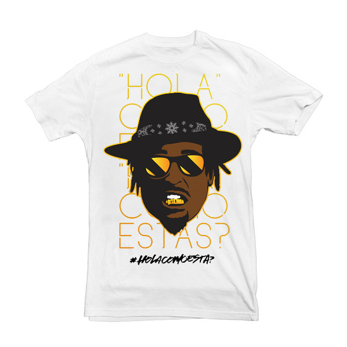 Beardsace & Kent Jones Hola Collab Tee