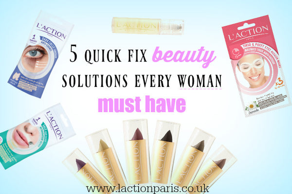 Beauty products every woman must have