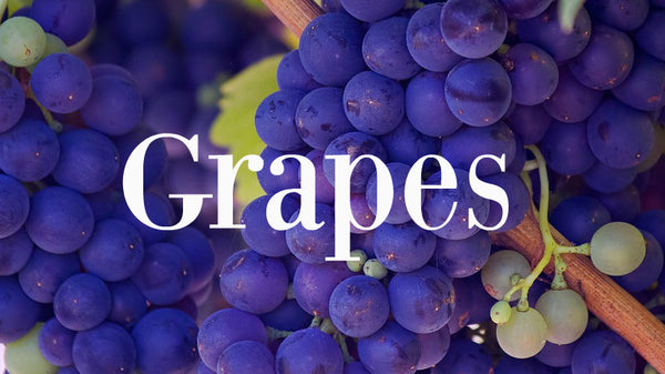 Grapes seeds - the natural anti-ageing skin care