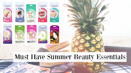 Top Beauty Products Summer 2016