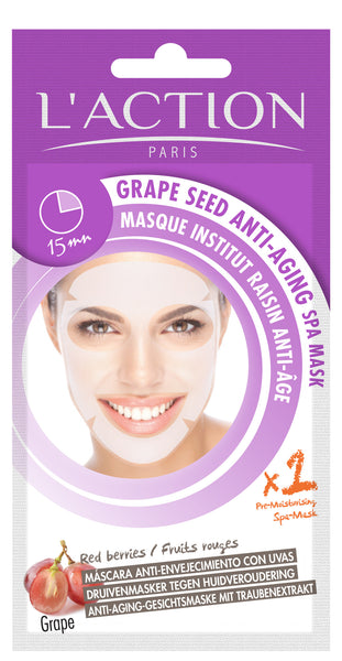 Grape Seed Anti-Ageing Spa Mask