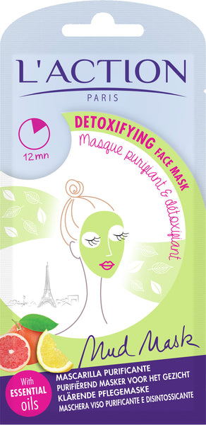 Detoxifying Mud Mask