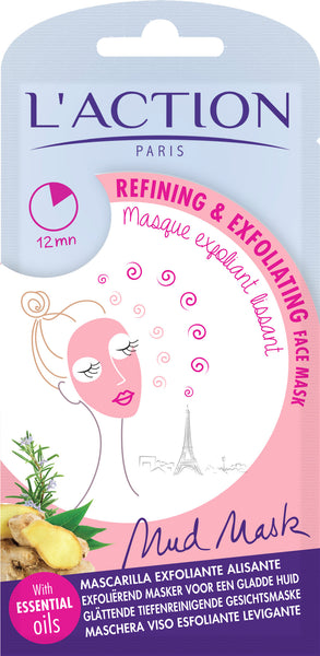 Refining & Exfoliating Face Mask