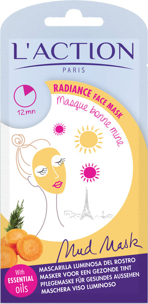 Radiance Mud Mask