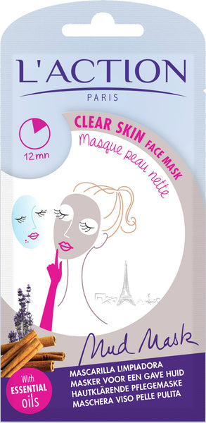 Clear Skin Mud Mask