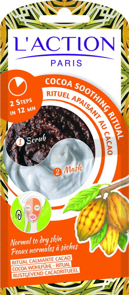 Cocoa Soothing Spa Ritual