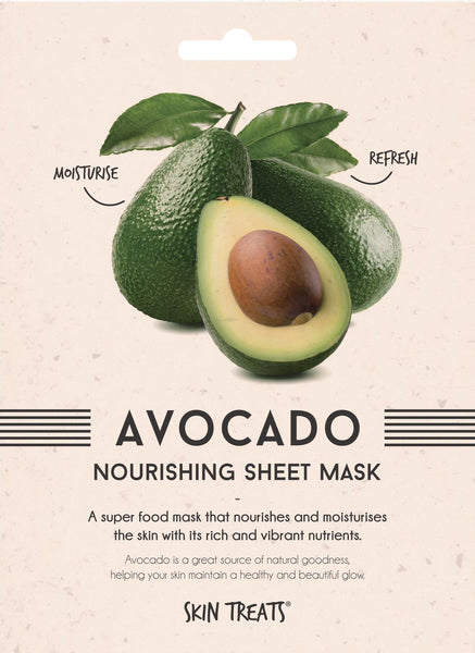 Avocado Nourishing Superfood Sheet Mask